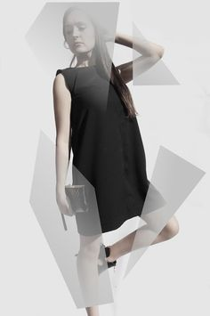 Black dress http://corazonfashionandstyle.blogspot.com/2016/03/drowning-in-darkness.html