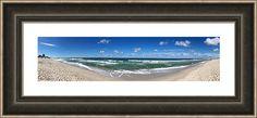 Marina Usmanskaya Framed Print featuring the photograph Sylt. North Sea by Marina Usmanskaya #MarinaUsmanskayaFineArtPhotography #FineArtPrints #ArtForHome #Sylt #NorthSea