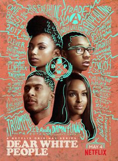 Extra Large Movie Poster Image for Dear White People (#7 of 7)