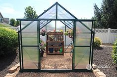 Greenhouses California , Greenhouses for Sale , Buy Greenhouses , Buy Greenhouse , Greenhouse for Sale Greenhouses For Sale, Colorado, Polycarbonate Panels, Build A Greenhouse, Landscape Structure, Hobbies For Couples, Roof Window, Landscape Lighting, Gardens