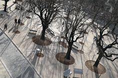 Álvaro Siza e Eduardo Souto de Moura: Pavilhão no Ibirapuera, em São Paulo, deverá abrigar debates sobre relações entre as arquiteturas portuguesa e brasileira - ARCOweb