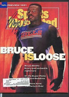 Bruce Smith, Sports Illustrated