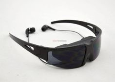 "52"" Portable Video Glasses Mobile Theatre Goggles w/AV-in FPV /Watch IPad,IPhone"