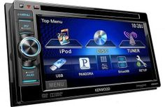 Kenwood DVD receiver at Crutchfield Funny Obama Pictures, Head Unit, Advertising Agency, Cheer Up, Ipod, Usb, Good Things, Marketing, Digital