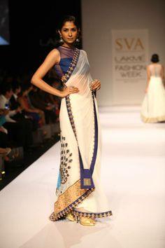 Latest Blouse Designs 2014 South India Fashion