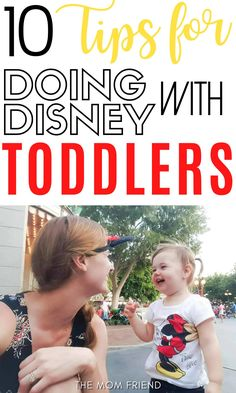 Planning a trip to Disney? Bringing a toddler? Here are the best tips and tricks for Disney with a toddler. Whether you're traveling to Disney World or Disneyland, these Disney hacks are a must-read before you plan your trip. These tips will make your trip to Disney with toddlers memorable and fun! Travel With Kids, Family Travel, Disney With A Toddler, Flying With A Baby, Family Vacation Destinations, Disney Tips, Friends Mom, What To Pack, Plan Your Trip