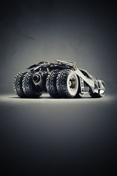 """""""Cars We Love"""" is an incredible ongoing series by the Turkish photographer Cihan Ünalan, depicting iconic cars from famous movies..."""