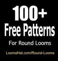 Knitting loom patterns easy 56 Ideas #knitting