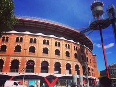 Shoppingcentre Las Arenas Barcelona