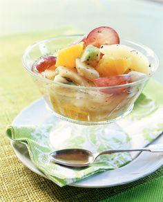 Päärynä-hedelmäsalaatti | Hedelmä- ja marjasalaatit | Pirkka