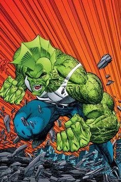 image comics characters | Savage Dragon Comic