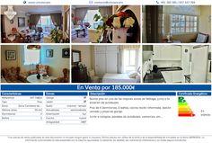 #Oportunidad #Inmobiliaria #Malaga! Bonito #piso en una de las mejores zonas de #Málaga, junto a la estación de autobuses. Piso de 4 dormitorios, 2 baños, cocina recién #reformada, #balcón cerrado y plaza de #garaje.  Junto a colegios, paradas de autobuses, comercios, etc...  ¿Vas a dejar pasar esta oportunidad? Inmobiliarias #Unicasa www.unicasa.pro