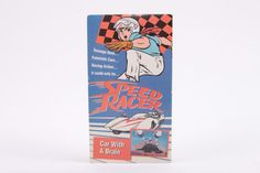 Speed Racer Challenge of the Masked Racer VHS Car with A Brain  The Pink Room  160913 by ThePinkRoom