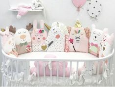 This beautiful baby set is made up of 10 beautifully made pillows. They measure (clouds) Character pillows measure Baby Cot Sets, Baby Bedding Sets, Baby Comforter, Crib Bedding, Baby Crib Bumpers, Baby Cribs, Girl Decor, Baby Room Decor, Baby Nest Bed