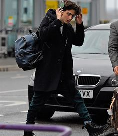 Timmy leaving London