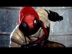 BATMAN ARKHAM KNIGHT Red Hood Trailer - YouTube