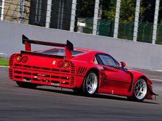 Ferrari 288 GTO Evoluzione '1985
