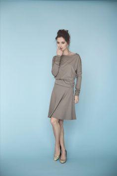 Zonnebloem jurk LeMuse