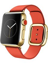 Apple Watch Edition 38mm specifications