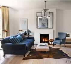 Rose Uniacke Transforms Screenwriter Peter Morgan's Historic London House - Architectural Digest Diy Home Decor Rustic, Elegant Home Decor, Elegant Homes, Architectural Digest, Interior Exterior, Best Interior, Home Interior, Luxury Interior, Bathroom Interior