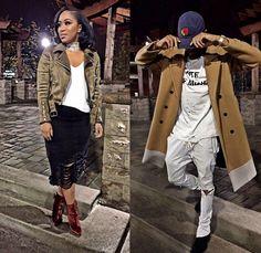 Fashion Couple, Couples, Coat, Jackets, Down Jackets, Jacket, Couple, Coats, Cropped Jackets