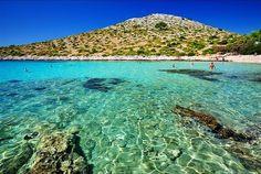 Lojena Bay | Levrnaka, Kornati, Croatia #kornati #croatia #hrvatska