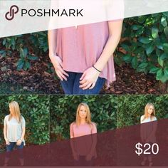 Grace Top~Mint This top looks amazing on all shapes and sizes! Works well for nursing and expectant mothers too! Tops Tees - Short Sleeve