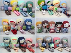 Love Fairy - dolls