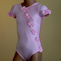 Dance Leotard Toddlers/Girls 2T  7 by SENDesigne on Etsy, $27.00
