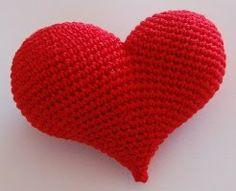 Free Amigurumi Patterns: Pop Heart