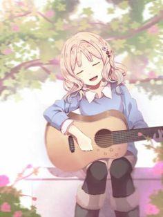 Yui Komori from diabolik lovers Kawaii Anime Girl, Anime Art Girl, Manga Girl, Anime Girls, Anime Chibi, Manga Anime, Diabolik Lovers, Beautiful Anime Girl, I Love Anime
