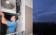 With just a little training, you can follow a few simple instructions, and either install your own air conditioning system, or at the very least inspect,