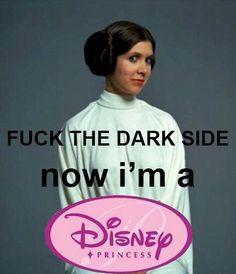 Fuck the Dark Side!