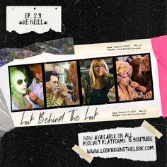 Episode 3   Season 2: The Legendary Career of Makeup Master Ve Neill Ve Neill, Mario Dedivanovic, Makeup Masters, Lisa Eldridge, Dreams Do Come True, Eva Green, Episode 3, Historian, Season 2