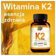 Coraz szersze badania dokumentują kolejne właściwości K2. Okazuje się, że leczy także przewlekłe stany zapalne - główną przyczynę chorób cywilizacyjnych.