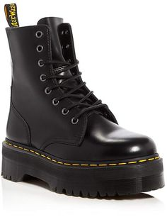 a2f21590cc7 Dr. Martens Jadon Platform Booties cute summer chunky boots stylish goes  with anything comfortable