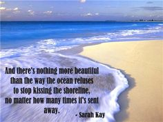 The Ocean. - Click image to find more Quotes Pinterest pins