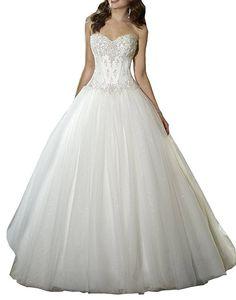199.00$  Watch now - http://viqxo.justgood.pw/vig/item.php?t=lr3mw3c4627 - Cheap Ball Gown Sweetheart Wedding Dress Ivory,Wedding Gown,Bridal Dress 2017