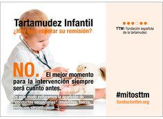 #mitosttm ¿Hay que esperar la remisión? No. El mejor momento para la intervención siempre será cuanto antes #ttminfantil #yotartamudeoyqué