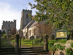 West Tanfield, St Nicholas by The Church Collector, via Flickr