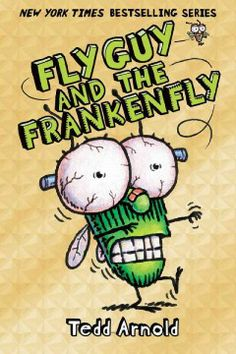 Buzz has a nightmare that his best friend Fly Guy has created a gigantic Frankenfly monster.