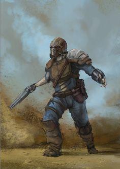 Inspired by fallout Sketch Fallout Fan Art, Fallout Concept Art, Apocalypse World, Apocalypse Art, Apocalypse Character, Fallout Cosplay, Character Art, Character Design, Post Apocalyptic Art