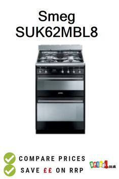 Smeg Compare UK prices and find the cheapest deals from 6 stores. Dual Fuel Cooker, Freestanding Cooker, Cookers, Kitchen Appliances, Diy Kitchen Appliances, Home Appliances, Kitchen Gadgets