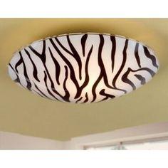 Kinderzimmerlampe Junior 1 Zebra