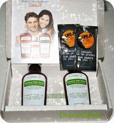 donneinpink- fai da te e consigli per gli acquisti: Shampoo Tutti i giorni Caap3 con bardana e aloe- R...