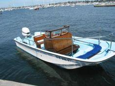 1967 Boston Whaler Nauset - I miss her a bit