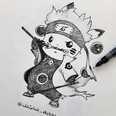 "a lapiz de pokemonDibujos a lapiz de pokemon Devil's Bat's: Gaara ''Naruto"" Desenhe seus Personagens Favoritos Método FanArt Aprenda em Casa tudo Passo a Passo(Clique no link acima)⤴⤴ New Z Fighter. Pokémon Sage Mode by antzartgraphic ~ ⚡ Pokemon Sketch, Naruto Sketch, Naruto Drawings, Naruto Art, Anime Sketch, Cool Drawings, Pencil Drawings, Otaku Anime, Anime Art"