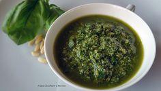 Pesto alla genovese leggero