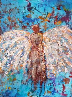 Fairy Godmother Fairy Godmother, Make You Smile, Color Show, Iridescent, Fine Art, Make It Yourself, Texture, Artwork, How To Make
