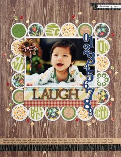 Laugh by qingmei at @Studio_Calico